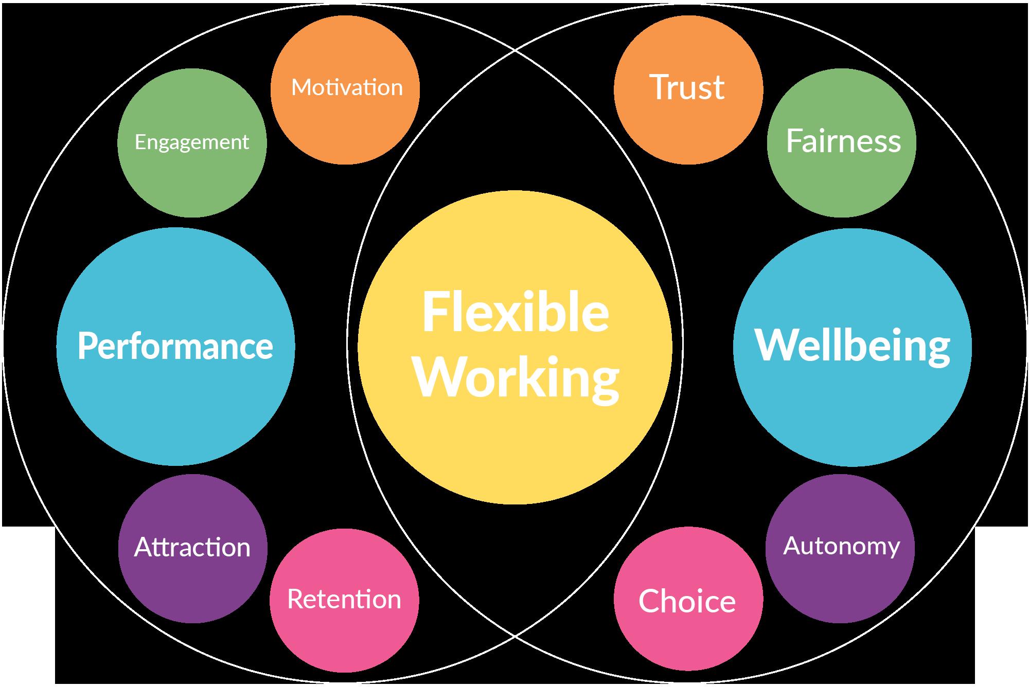 Flexible Working Infographic