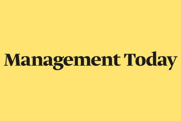 Management Today Magazine